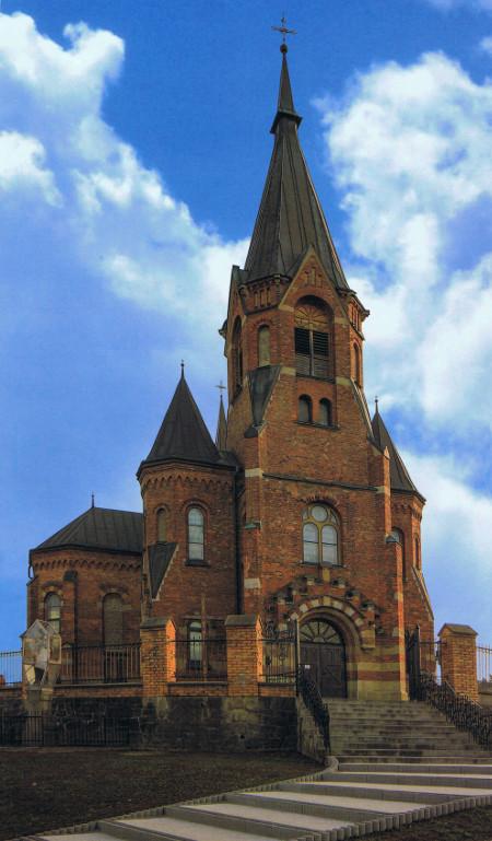 Parafia św Wawrzyńca Biegonice Nowy Sącz