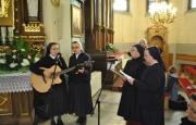 Jubileusz 70 lecia Sióstr Miłosierdzia w Biegonicach