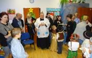 Spotkanie opłatkowe w przedszkolu Ojca Pio