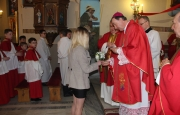 Wizytacja kanoniczna parafii